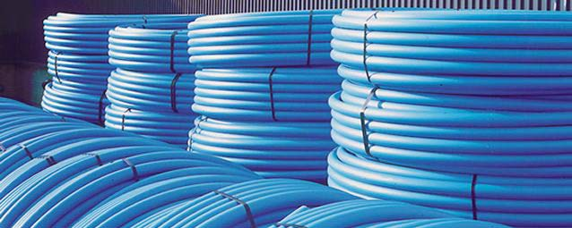 Self Lay - PE Pipe coils