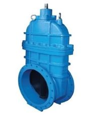 DN300-DN600 resilient seat gate valve