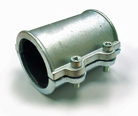 steel pipe repair clamp